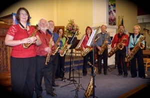 SSO, after the Bramhall concert